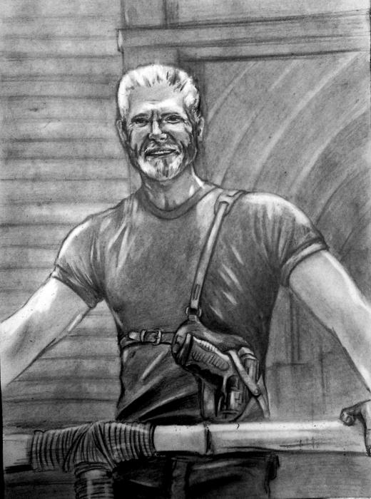 Stephen Lang by ALEXY